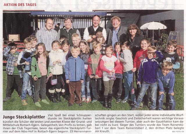 Foto: Artikel vom 14.11.2012, Tegernseer Zeitung