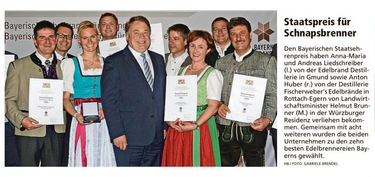 Clubmitglied Anton Huber wurde ausgezeichnet (ganz rechts)